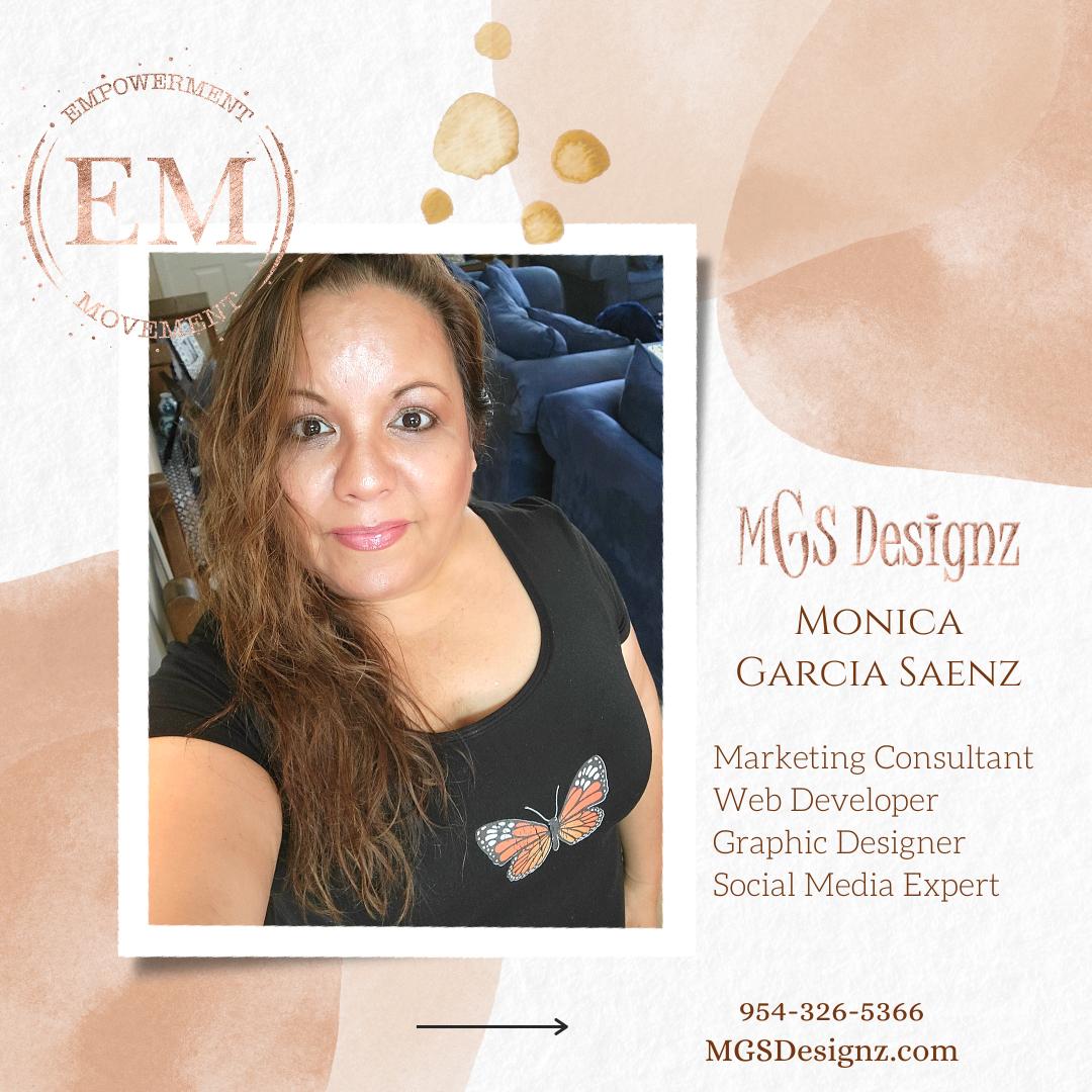 Monica Garcia Saenz